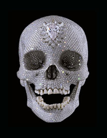 The Price of Luxury: The Controversial Aestheticism of Damien Hirst and Tobias Wong