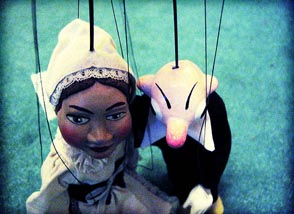The puppet wedding