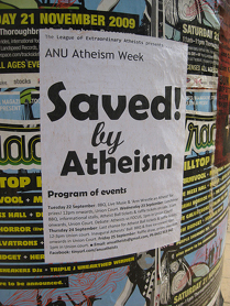 Atheism Week at ANU
