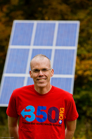 Interview with Bill McKibben of 350.org