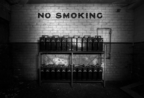 No Smoking…